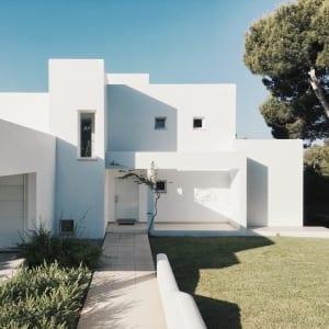 Bygg arkitektritat fritidshus