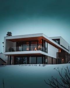 Köpa arkitektritat fritidshus