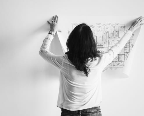 Planera renovering av fritidshus